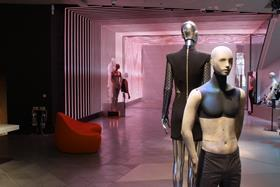John Ryan explores the Harvey Nichols store two days before it opens