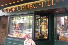 Victor Churchill 1