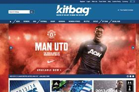 Sports specialist Kitbag is a significant part of Findel's business
