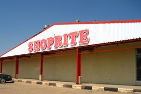 Shoprite in Mansa, Zambia