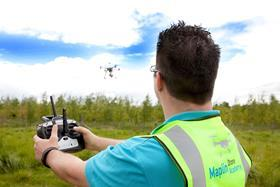 Retailers are investigating the potential of fulfilment by drones