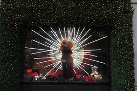 Selfridges excels at Christmas but gives a great customer experience all the year round