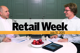 Matthew Chapman and George MacDonald discuss the week's top stories from the retail sector