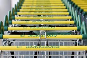 "Morrisons boss David Potts has revealed the grocer will start selling ambient products through online giant Amazon ""imminently""."
