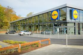Lidl reached a new market share high of 4.4%
