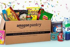 Amazon Pantry launches in the UK