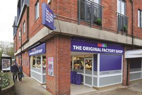 The Original Factory Shop has traditionally favoured opening in smaller towns like Romsey where it can generate a sense of community