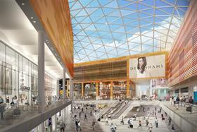 Debenhams will anchor the 400,000 sq ft retail and leisure extension at Intu Watford shopping centre