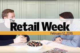 The Retail Week index Feb 12