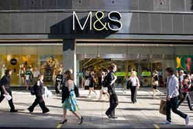 Marks & Spencer has restructured its womenswear teams