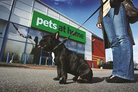 Pets at Home like-for-likes rise as it trials Whiskers n Paws fascia