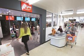 Argos Sainsburys