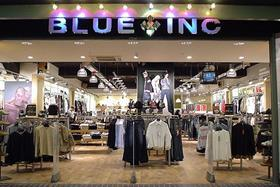 "Blue Inc is today closing a quarter of its stores in a bid to restructure  for ""profitable growth""."