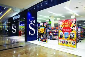 "WHSmith is piloting a digital headphone store at Liverpool John Lennon Airport as it presses ahead with investment in ""new opportunities""."
