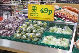 Morrisons 'Price Crunch' campaign slashes fruit and veg prices