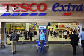 Tesco slashes Sunday and overtime pay rates to cut costs