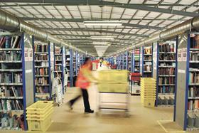 Smarter warehousing