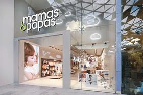 Mamas & Papas, Westfield London