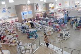 Mothercare has opened a remodelled store in Sprucefield