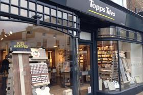 Topps Tiles boss Matthew Williams has set his sights on wooing B&Q and Homebase shoppers with new ranges as it bids to increase its market share.