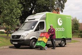 Ocado hopes to deliver a deal with an overseas partner