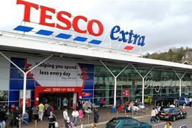 Tesco alters supply chain to keep groceries fresher for longer