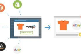 Ebay's parternship with Veeqo will allow retailers to add multiple products to its store across various online marketplaces.