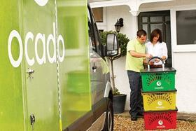 Online grocer Ocado's pre-tax profits surged in its full year