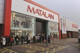 Matalan placed in bank's special measures unit over trading fears