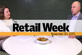 George MacDonald and Nicola Harrison host The Retail Week