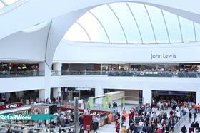 Birmingham's Grand Central centre sold to Hammerson for £335m