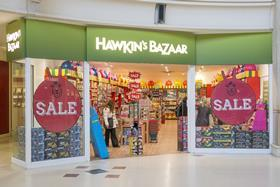 Hawkins Bazaar is one of the retailer's under the parent company Tobar Group.