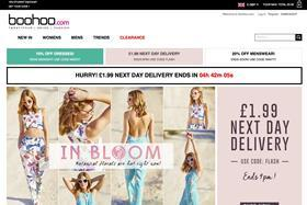 Boohoo has issued strong full-year results