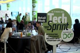Tech Sprint Retail Week Live