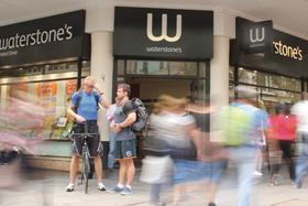 Waterstones full-year losses have narrowed after investment from its new owners and a deeper range of books helped boost sales.