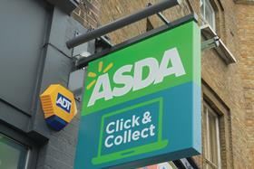 Asda is pausing the roll-out of click-and-collect to some locations