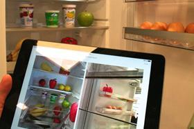 The internet of things includes connected devices such as fridges