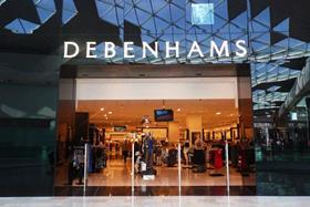 Debenhams has reported a 3.7% rise in like-for-like sales during the festive trading period as it posted a record Christmas week.