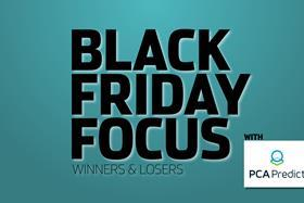 Black friday focus Winners and losers