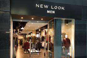 New Look is planning up to 20 more of its menswear stores