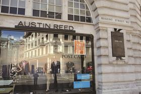 Moss Bros is running the rule over Austin Reed's store estate as it mulls a bid to save the iconic high street brand.