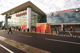 Sainsbury's underlying pre-tax profit slumped 17.9% to £308m for the half year as the grocer continued to slash its prices.