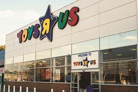 Toys R Us has more than trebled its full-year pre-tax profits in the UK, reversing a run of four consecutive years of falling profits.