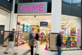 "Game has issued a profit warning following a ""faster than expected decline"" in the market for old format content and a ""slower"" switch to new consoles."