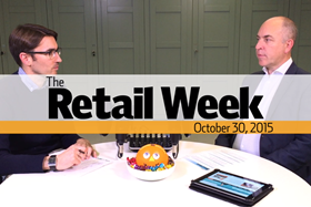 The Retail Week episode 33 hosted by James Wilmore and George MacDonald