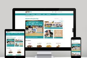 Graze's new transactional website will be responsive