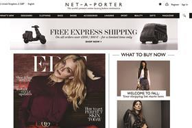 Net A Porter's merger with Yoox is progressing well