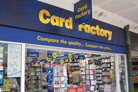 Card Factory's like-for-likes jump 1.8% over the 11 months ending December 31 2014.