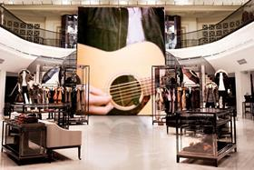 Burberry profits are up on flat revenues