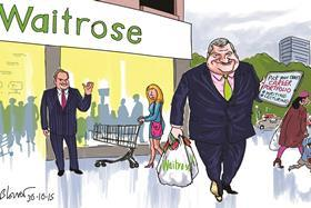 Mark Price exits Waitrose